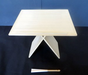 Kendai - music stand for singers